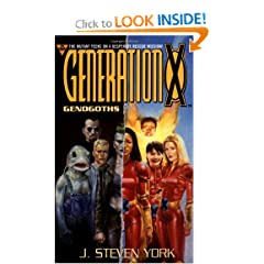 Generation X: Genogoths by J. Steven York