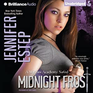 Midnight Frost: Mythos Academy, Book 5 | [Jennifer Estep]