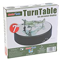 Trumpeter Battery Operated Round Mirr…