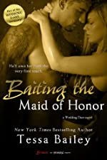 Baiting the Maid of Honor (a Wedding Dare Novel) (Entangled Brazen)