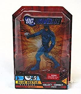 Mattel DC Universe Blue Beetle Figure [Toy]