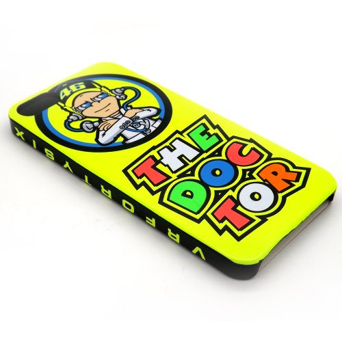 Official Valentino Rossi 46 Moto Gp The Doctor Iphone 5 Case