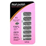 nail_world365 Artificials Finger Nail Polish Strip Nail Patch Nail Art Decal Nail Sticker