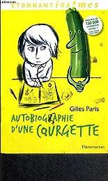Specimen etonnantissimes college 2013 autobiographie d'une courgette