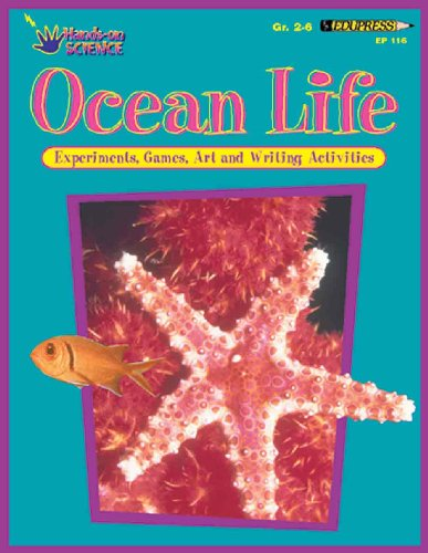Hands-on ScienceTM Activity Book, Ocean Life