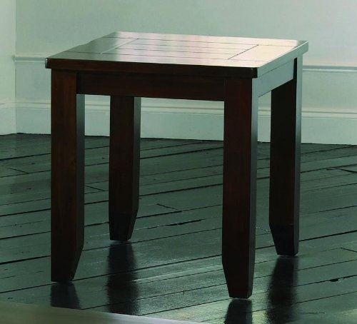 Cheap Bardstown Brown End Table By Crown Mark Furniture (4152-02)