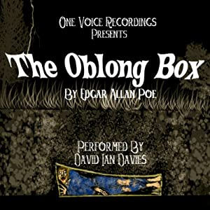 The Oblong Box | [Edgar Allan Poe]