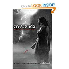Crescendo (Hush, Hush Book 2)