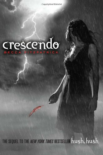 Cover of Crescendo (The Hush, Hush Saga)