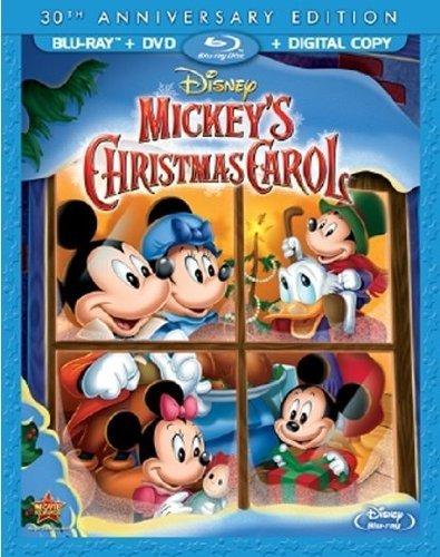 Mickey's Christmas Carol 30th Anniversary - Special Edition (Blu-ray/DVD + Digital Copy) by Walt Disney Studios Home Entertainment
