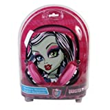 Monster High Character 3.5 mm Jack Headphones