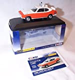 Corgi vanguards ford capri MKI 3000 GT lancashire constabulary car 1.43 scale diecast model