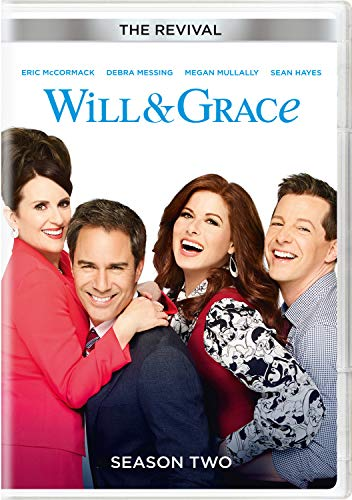 DVD : Will & Grace (revival): Season Two (2 Discos)