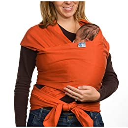 Product Image Moby Wrap Baby Carrier - Sienna