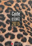 code civil 2015 Jaquette Panth�re
