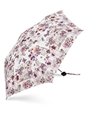 M&S Collection Butterfly & Floral Umbrella