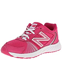 New Balance KJ555 Youth Lace-Up Running Shoe (Little Kid)