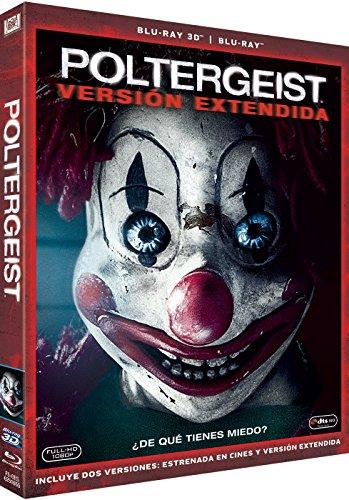 Poltergeist (Blu-ray 3D) [Blu-ray]