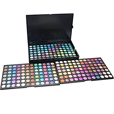 Joly 252 Colors Professional Eye Shadow Palette Shimmer and Neutral Ultimate Makeup Beauty Sets