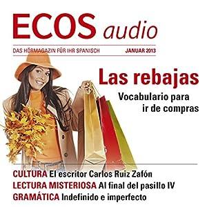 ECOS audio - Las rebajas. 1/2013 Hörbuch