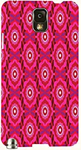 Attractive multicolor printed protective REBEL mobile back cover for Samsung Galaxy Note 3 / N9000 / N9002 D.No.N-T-4659-N3