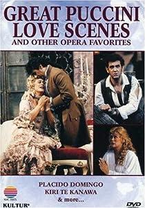 Great Puccini Love Scenes and Other Opera Favorites / Placido Domingo, Kiri Te Kanawa, Royal Opera, Covent Garden