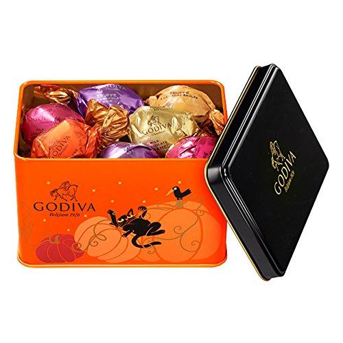 ゴディバ (GODIVA) ラッピングチョコレート ハロウィン アソート 15粒