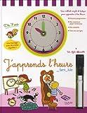 echange, troc Pierre Diény - J'apprends l'heure avec Sami et Julie : Dès 7 ans