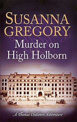 Murder on High Holborn (Adventures of Thomas Chaloner)