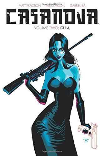 Casanova The Complete Edition Volume 2: Gula