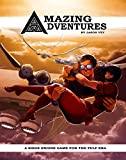 img - for Amazing Adventure, 2nd Printing book / textbook / text book