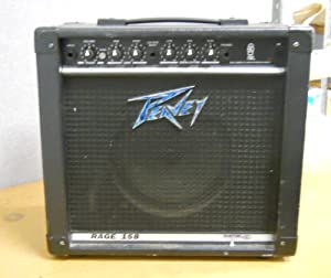 Peavey Rage 158 TransTube Solid State Guitar Amplifier