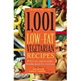 1,001 Low-Fat Vegetarian Recipes: Delicious, Easy-to-Make, Healthy Meals for Everyone ~ Sue Spitler