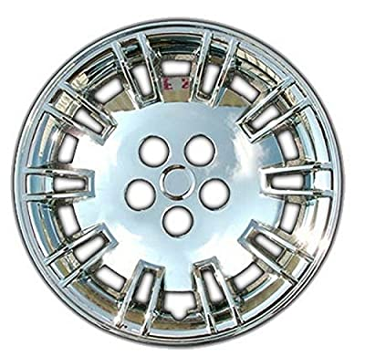 """17 inch Chrome Hubcaps to Perfectly fit Chrysler 300 2005-2007 """"Bolt ons"""""""