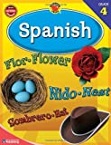 img - for Brighter Child  Spanish, Grade 4 (Brighter Child Workbooks Brighter Child Spanish Workbooks) (English and Spanish Edition) book / textbook / text book