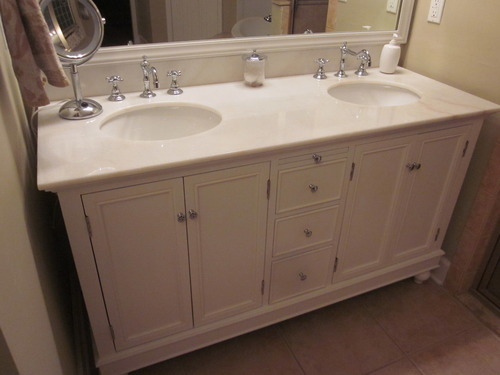 more pics - Bathroom Vanities Lowes