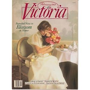 Victoria Magazine (February, 1989)