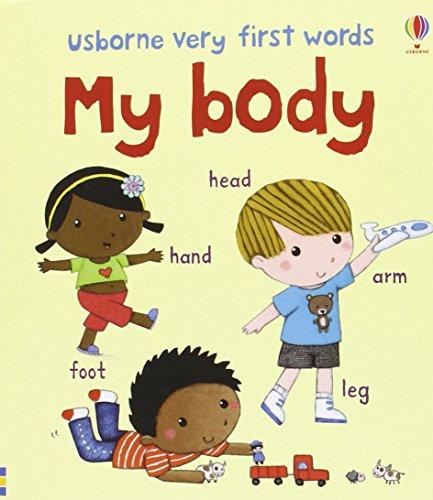 My Body (Usborne Very First Words)