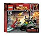 LEGO Super Heroes 76008: Iron Man vs....