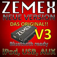 Zemex V3 USB iPod