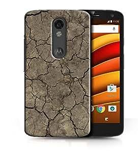 PrintFunny Designer Printed Case For MotorolaMotoXForce