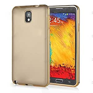 Bumper With Back Cover For Samsung Galaxy Note 3