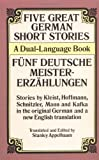 Five Great German Short Stories: A Dual-Language Book (Dover Dual Language German)