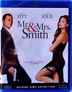 Mr & Mrs Smith [Blu-ray]