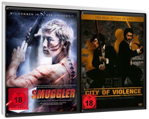 FSK 18 Spar-Set 2 DVDs Eastern : Smuggler + City Of Violence