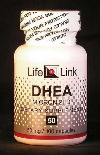Dhea 50Mg Lifelink 100 Caps