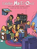L'atelier Mastodonte - tome 3 - L'Atelier Mastodonte 3