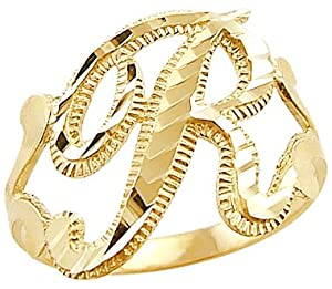 Mens Ladies 10k Yellow Gold Polished Endless Tube Hoop Earrings 17mm x 1.2mm