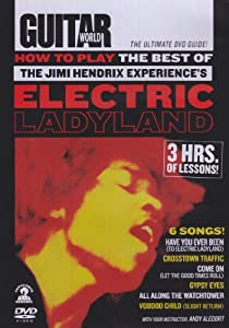 Guitar World: How to Play the Best of the Jimi Hendrix Experience's - DVD