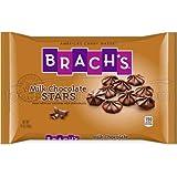 Brachs Milk Chocolate Stars Candy, 12 Ounce -- 12 per case.